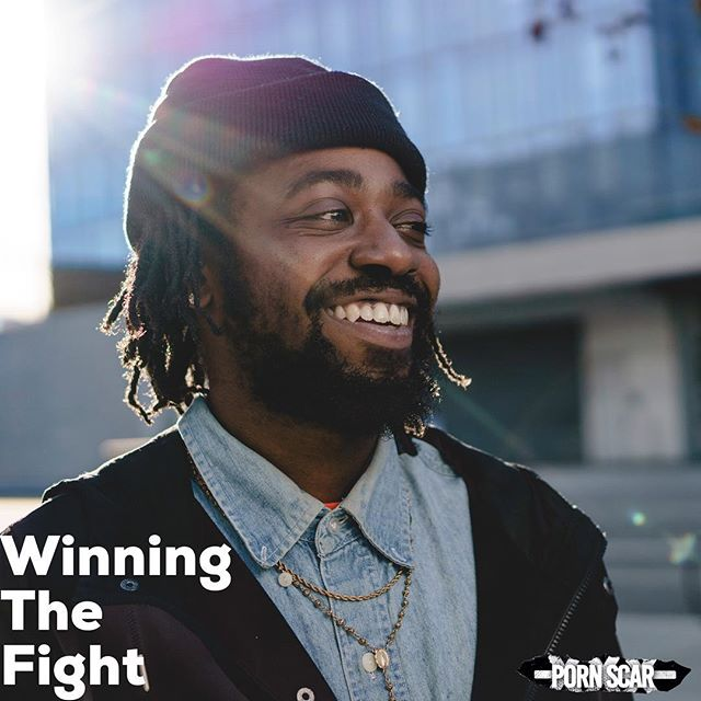 "Winning The Fight Guest writer: @markjthepoet • • I kissed my wife good night and the kids were sound asleep. I was about ready for bed since I had to wake up early the next morning. She was headed to the grocery store to pick up a few things for the home. That left me alone in bed for the next hour or two. As I laid beneath my comfy blanket, as so many times before, my iPhone's screen called out to my hand. Once again, I felt the gnawing urge to unplug my smartphone from its charger. The very thought of what I could explore on the device led to the insatiable urge and the urge brought me to an action. An action that I knew would leave me feeling empty again and again. • • Yes, I was addicted to PORN and I didn't know how to stop. I've heard people say if you don't like something ""just stop doing it"". That's like telling a drug addict to stop doing drugs cold turkey. But it just wasn't that simple. I knew it was robbing my marriage and family of who I was meant to be. I knew the cost of porn use was incredibly high. Pornography was not free; my heart was the pornogra-fee. • • If you are as I was (addicted) you are definitely not alone. People of many walks of life are struggling with this same drug and don't know how to be free. Let's be honest, most of us are afraid to tell anyone ""hey, I can't stop looking at porn"" because, well, that's just embarrassing. I too was embarrassed. • • Most of my life consisted of hiding my struggles. I somehow convinced my porn warped brain that I could overcome any of my struggles on my own. I believed that, I tried that for years. And for years it was an endless cycle. I needed to be honest and completely transparent with someone who would not scold or slap me for admitting I looked at porn and masturbated the night before. I believe honesty with someone (or some five) you can trust is essential in winning this porn fight. I've found more strength in admitting I'm weak than I ever did trying to prove I'm strong. I'm no longer living a secret life and that is so freeing. I'm real and open with my wife, mentors, and brothers. This kind of transparency has become second-nature and propels my passion to share it with others!"