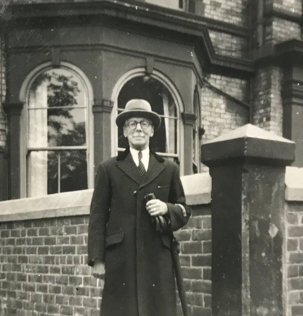 Brother Samuel Newlove, an active member in the post-war period
