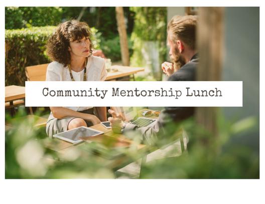 Community Mentorship Lunch