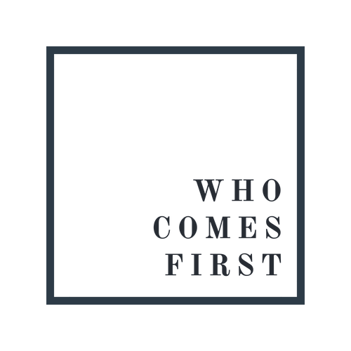 Who Comes First - Question:Outcome: