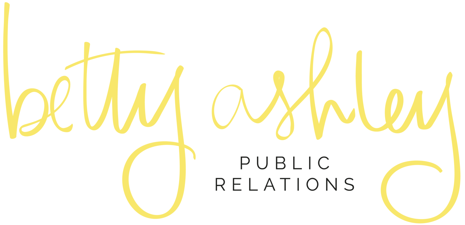 Betty Ashley PR