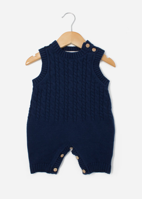 291d0376b Blue Toucan Boutique — Navy Cable Knit Jumper