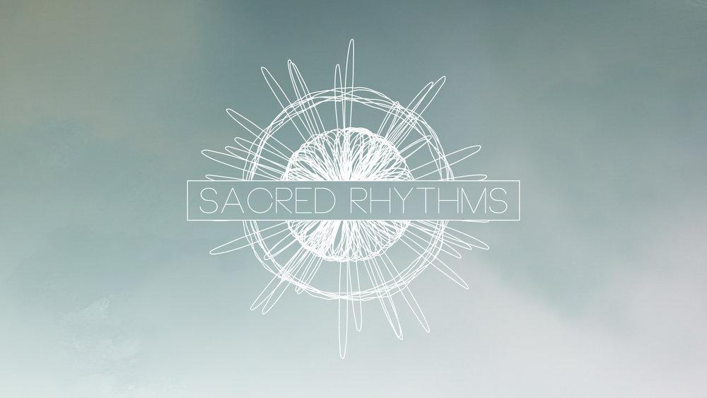 Sacred Rhythms - January 2017