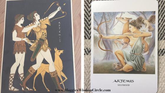 Artemis - Maggie's Wisdom Circle