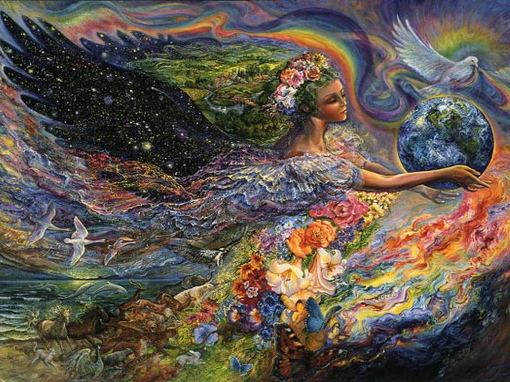 goddess monday - gaia - maggieswisdomcircle