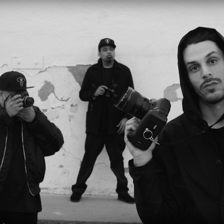 Dilated Peoples (Porto and Lisbon, 2012)