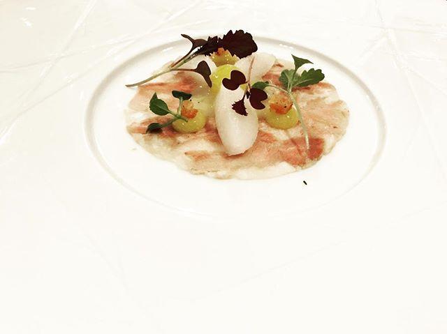 Edible art direction by Team Restaurant Eleven.