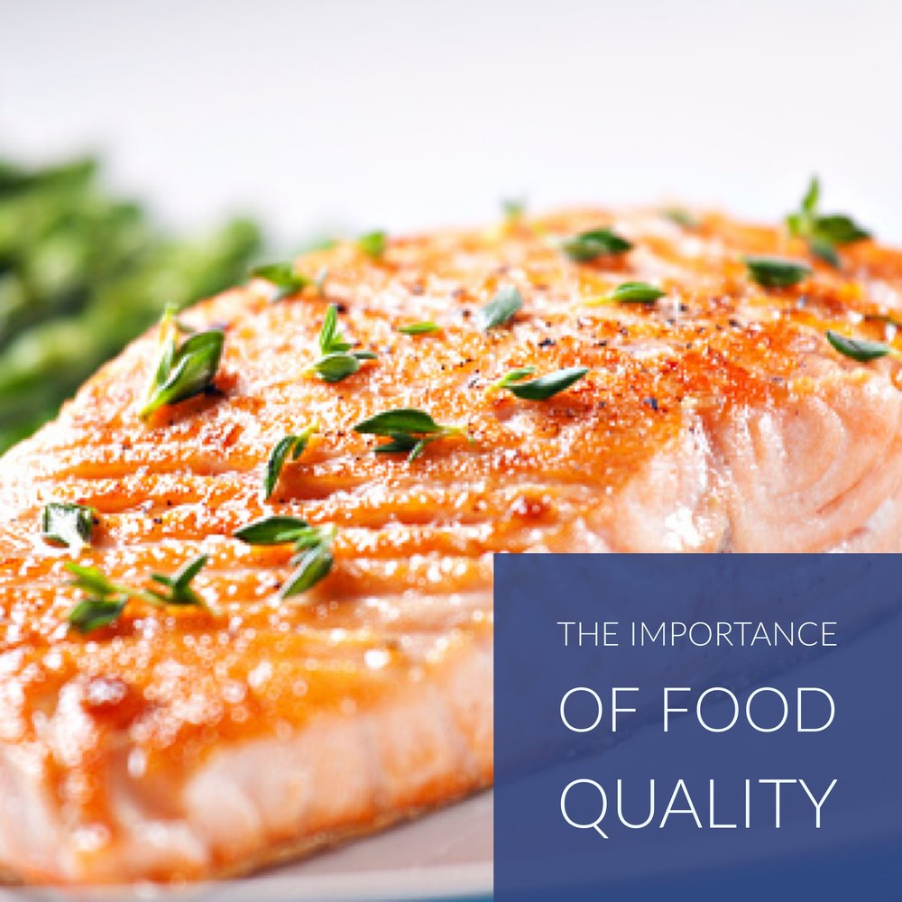 Why Quality is Crucial when it Comes to Food