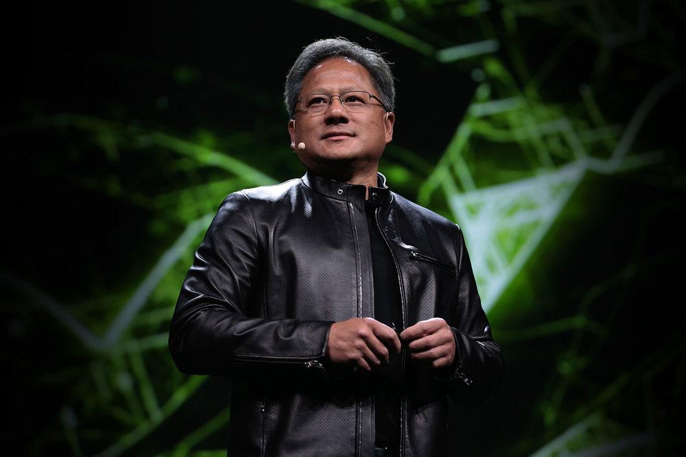 Jensen Huang, CEO of NVIDIA. Image:NVIDIA Corporation.