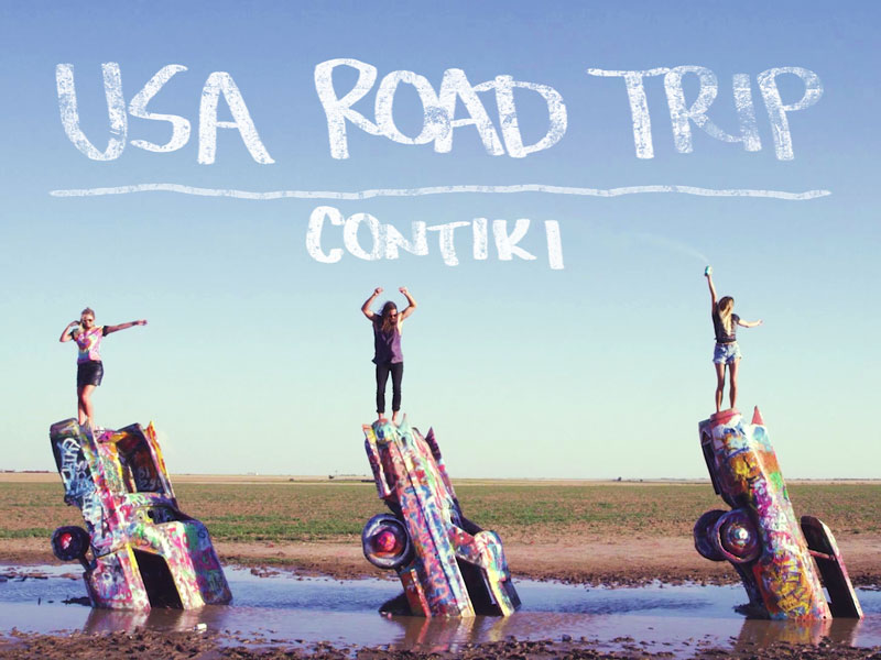 Case Study: Contiki USA Road Trip