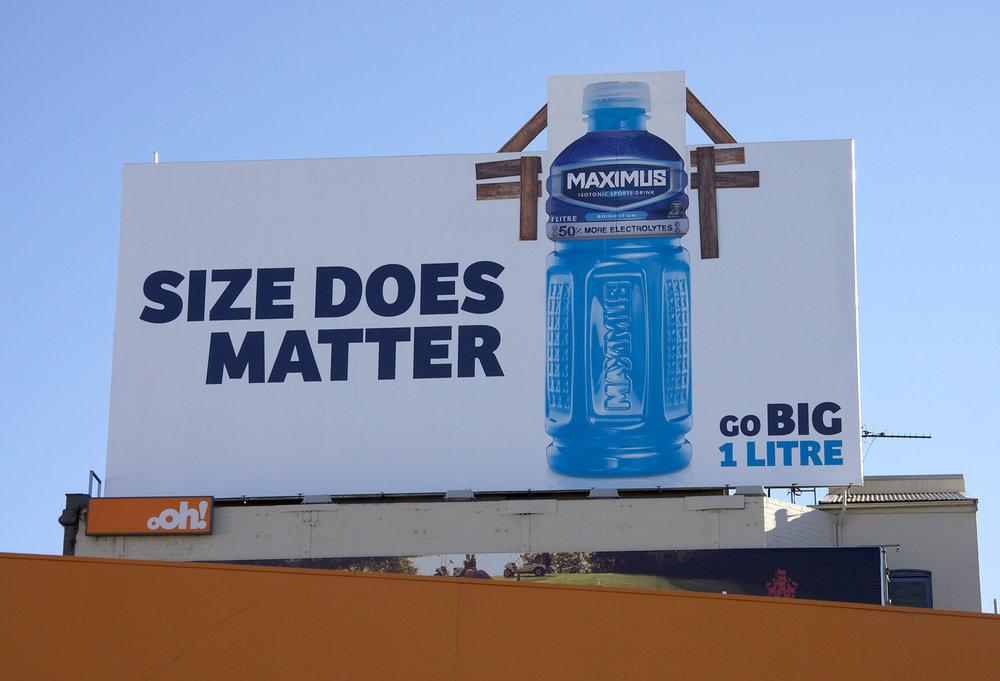 Case Study:Maximus Brand Launch