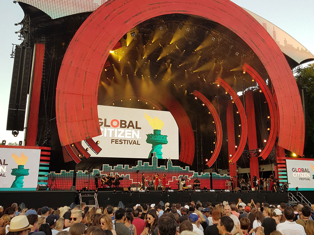 Case Study: Global Citizen