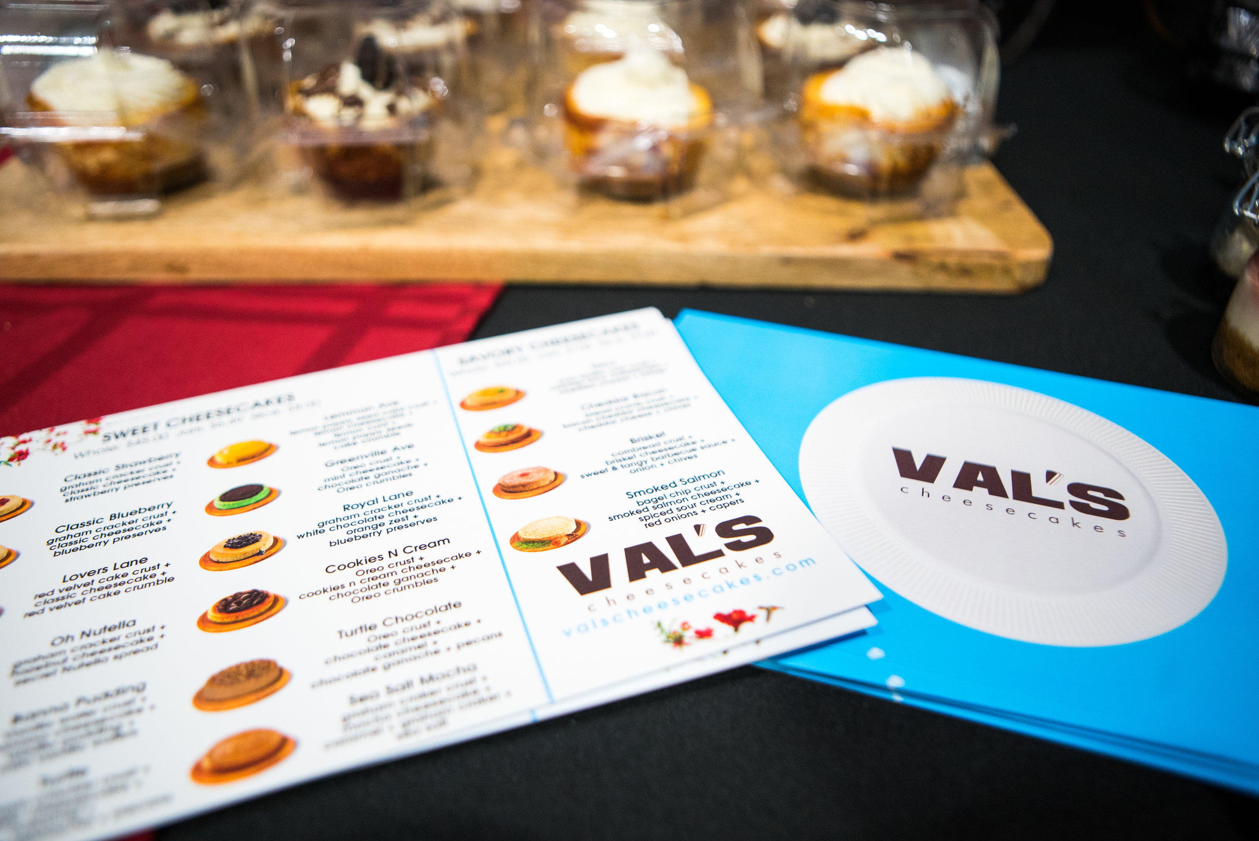 Vals Cheesecakes
