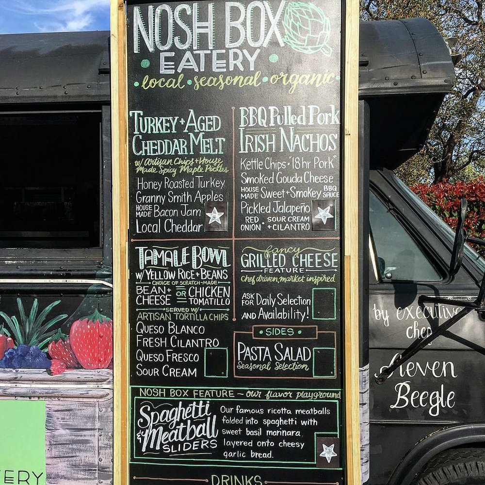 #YUM - This food truck is the real deal!