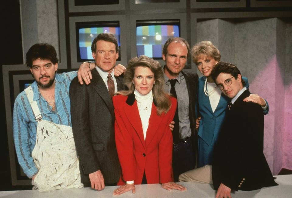 Murphy Brown Season 1