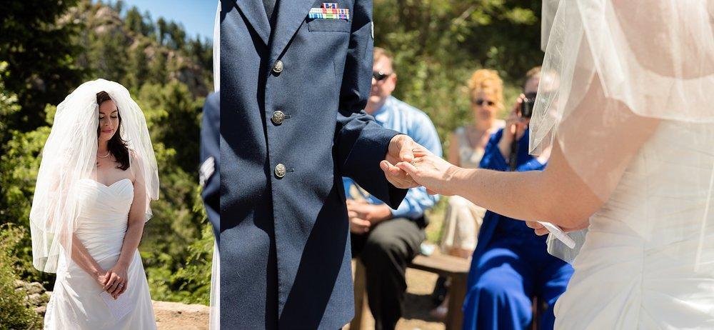 Mt. Lemmon Wedding