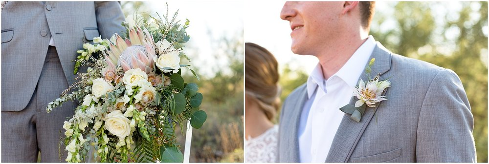 A Floral Note: Tucson Wedding Florist