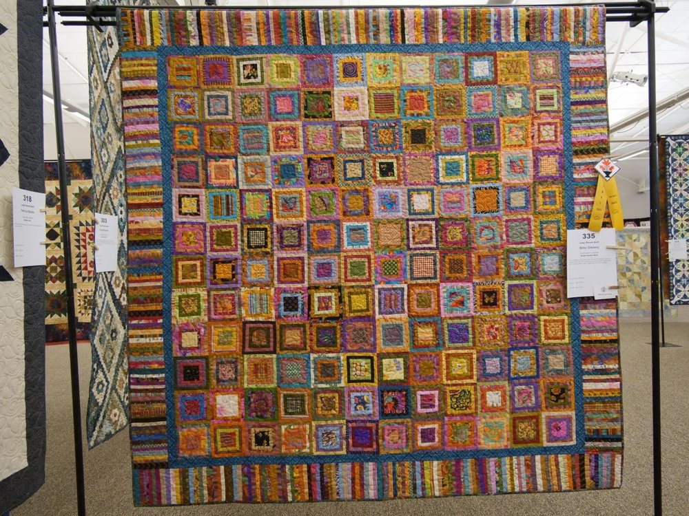 Bushel Basket Quilt - Mayor's Choice