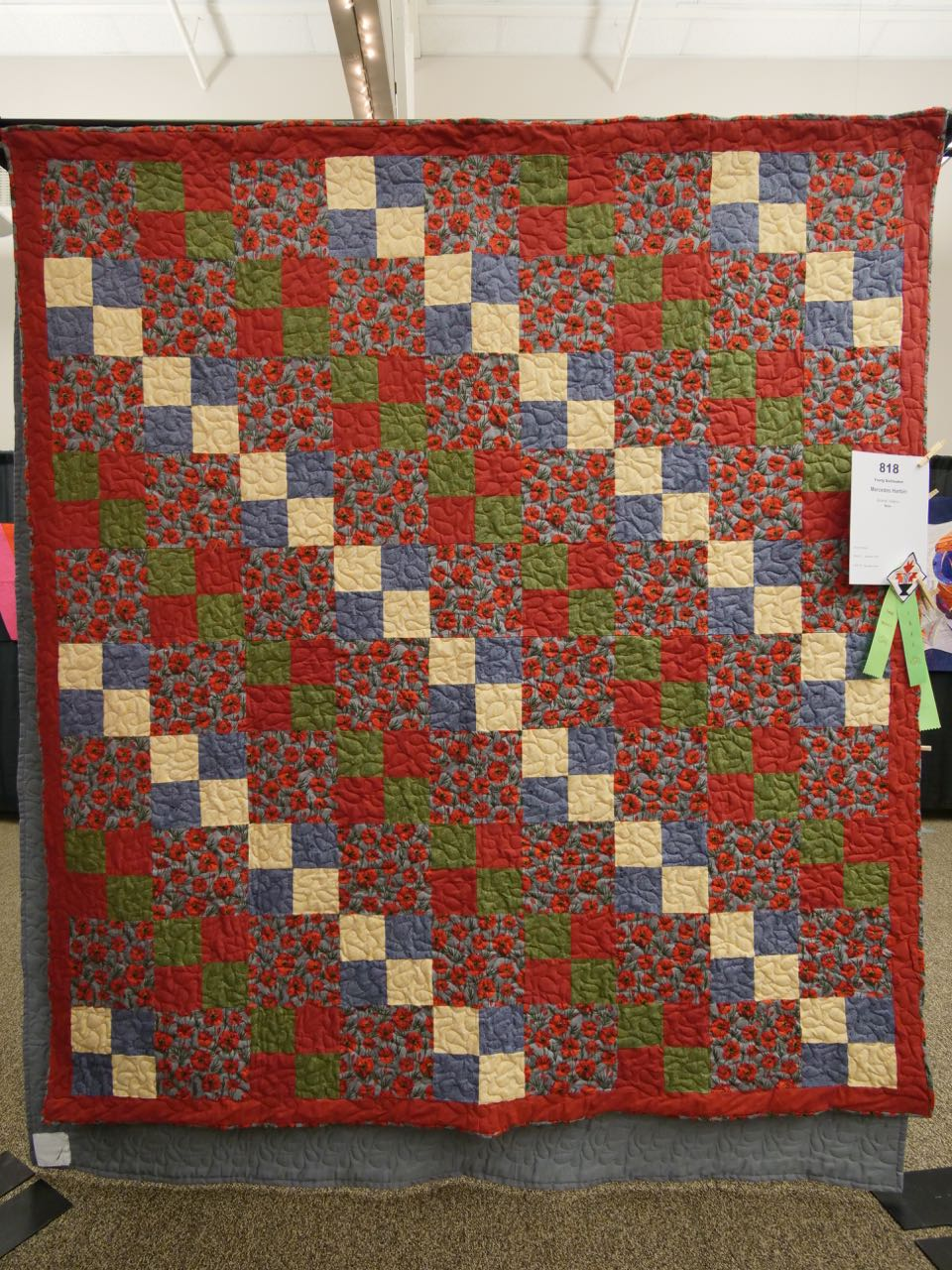 Rose - Young Quiltmaker