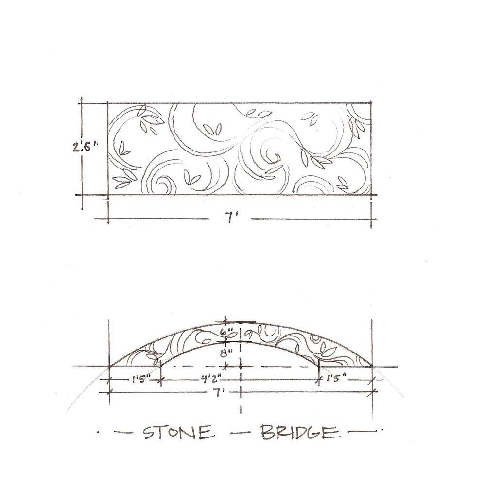 STONE BRIDGE DETAILS