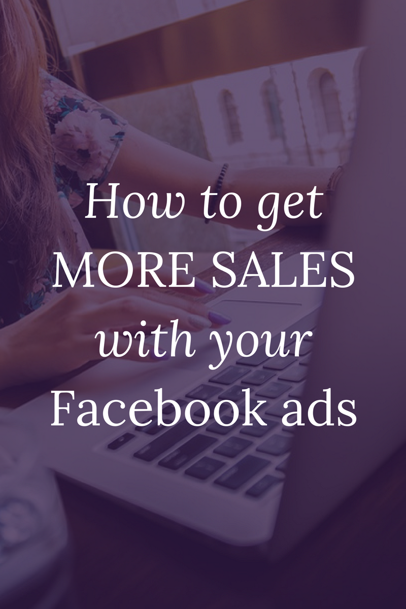 Check out how I helped my client make more sales (and more money) with her Facebook ads. Facebook ad example | Facebook ads tips | Facebook ads strategy | Awesome Facebook ads | Facebook ads | Facebook marketing | Facebook for business | #facebookmarketing | #contentmarketing | #facebookmarketingtips | #facebookadstips
