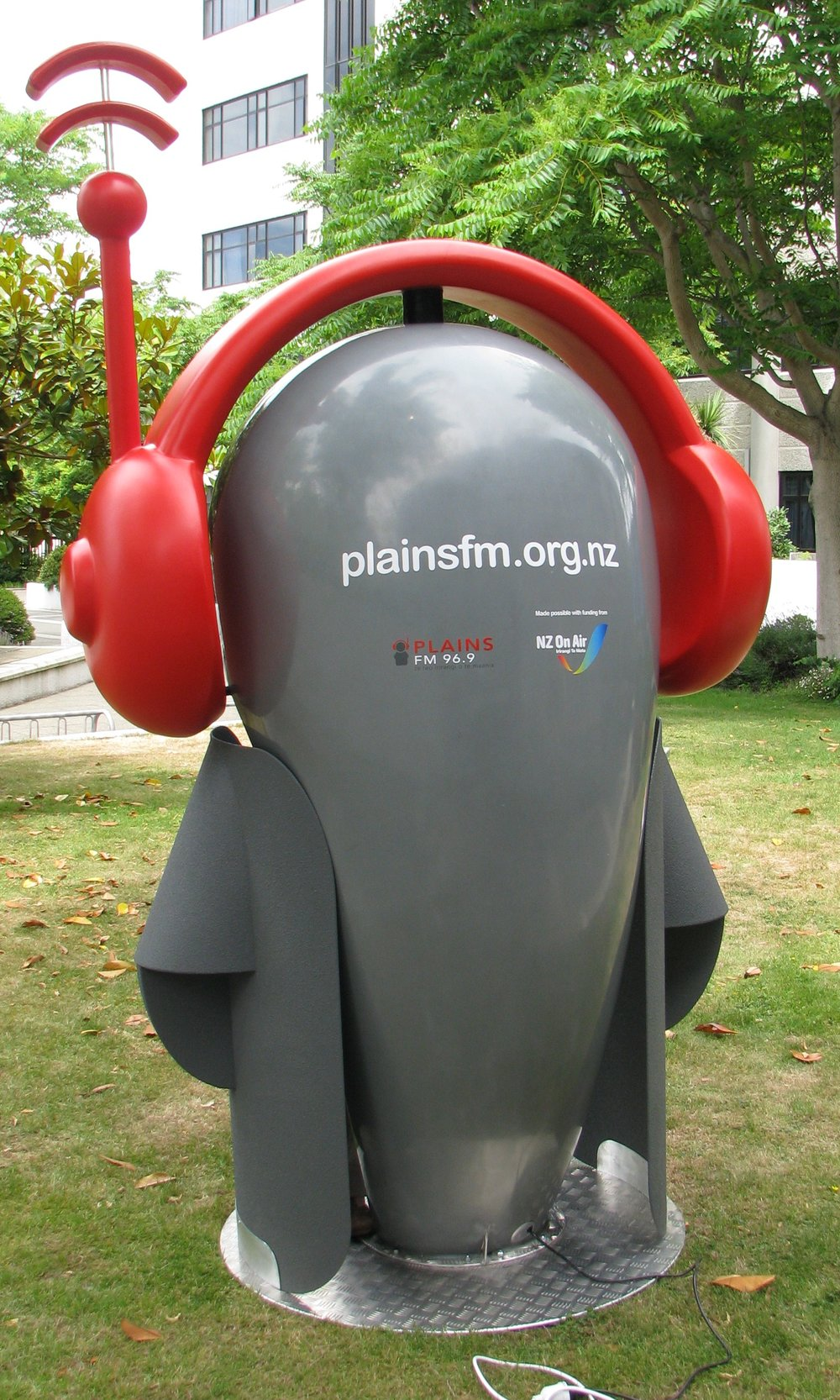 Plain FM - Recording Cone.jpg