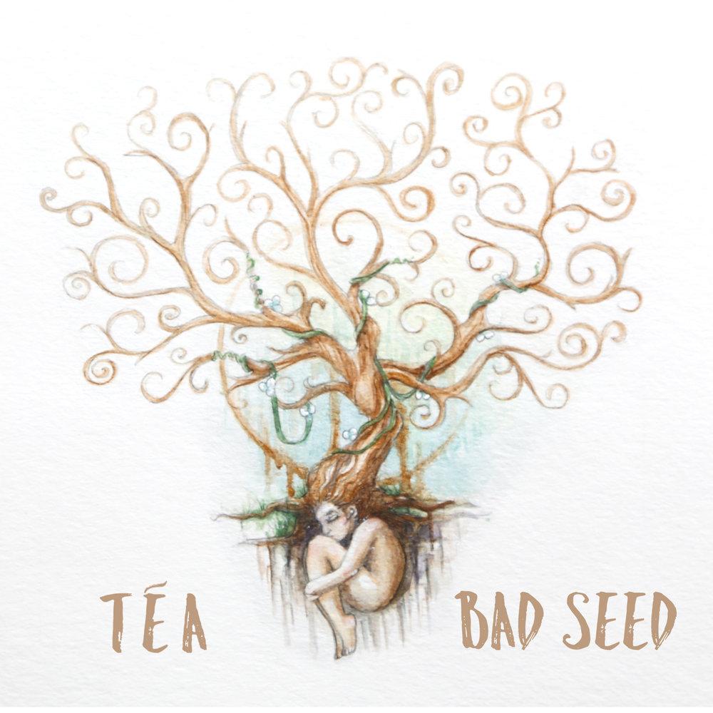BAD SEED EP - Released June 30, 2017Artwork by Elizabeth Hollands