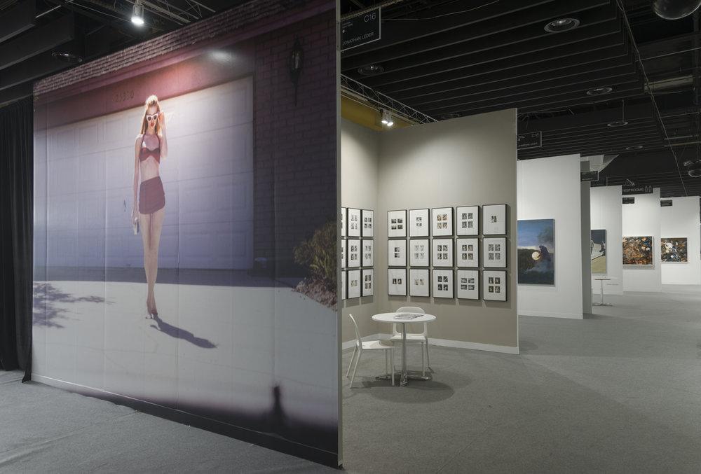 Polaroids   VOLTA NYC 2018. A solo show by Jonathan Leder