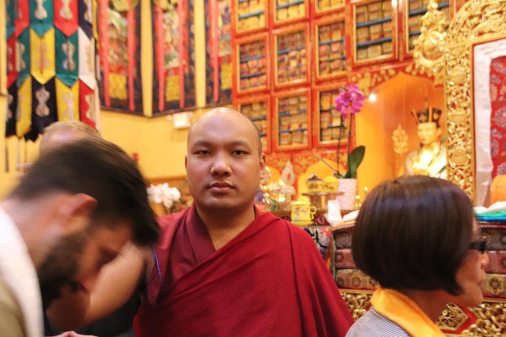 His Holiness Karmapa's Visit to USA 2017