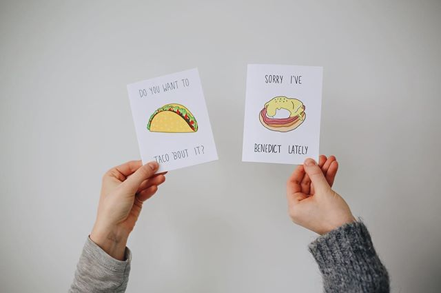 Benedict lately? Probs should taco 'bout it. 🤷🏼♀️