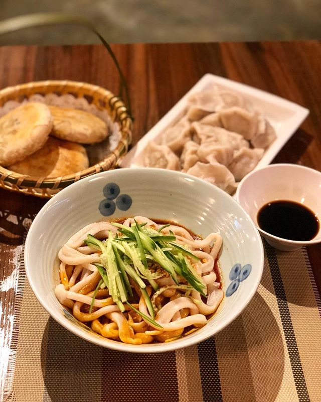 The sweet and sour noodles, the dumplings, the brown sugar gou kui...everything at @alley41official was straight 🔥🔥🔥 📷: @ms_new_foodie . . #nyceats #newforkcity #instafood #nycfood #eeeeeats #topnycrestaurants #topcitybites #nyceeeeeats #tasteofny #nycfoodchaser #buzzfeast #nytcooking #forkyeah #eaterny #nycfat #foodie #foodporn #foodstagram #zagat #yelpeatsnyc #eatingnyc #nycfoodie #foodiegram #nycdining #f52grams #bestfoodny #michelinguide #timeoutnewyork #alley41