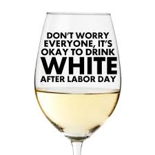Happy Labor day! - Recharge, enjoy and celebrate the short week ahead.