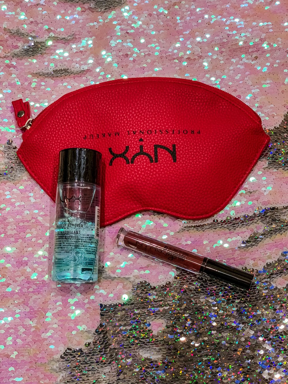 Free gift - with $40 NYX purchase at Ulta