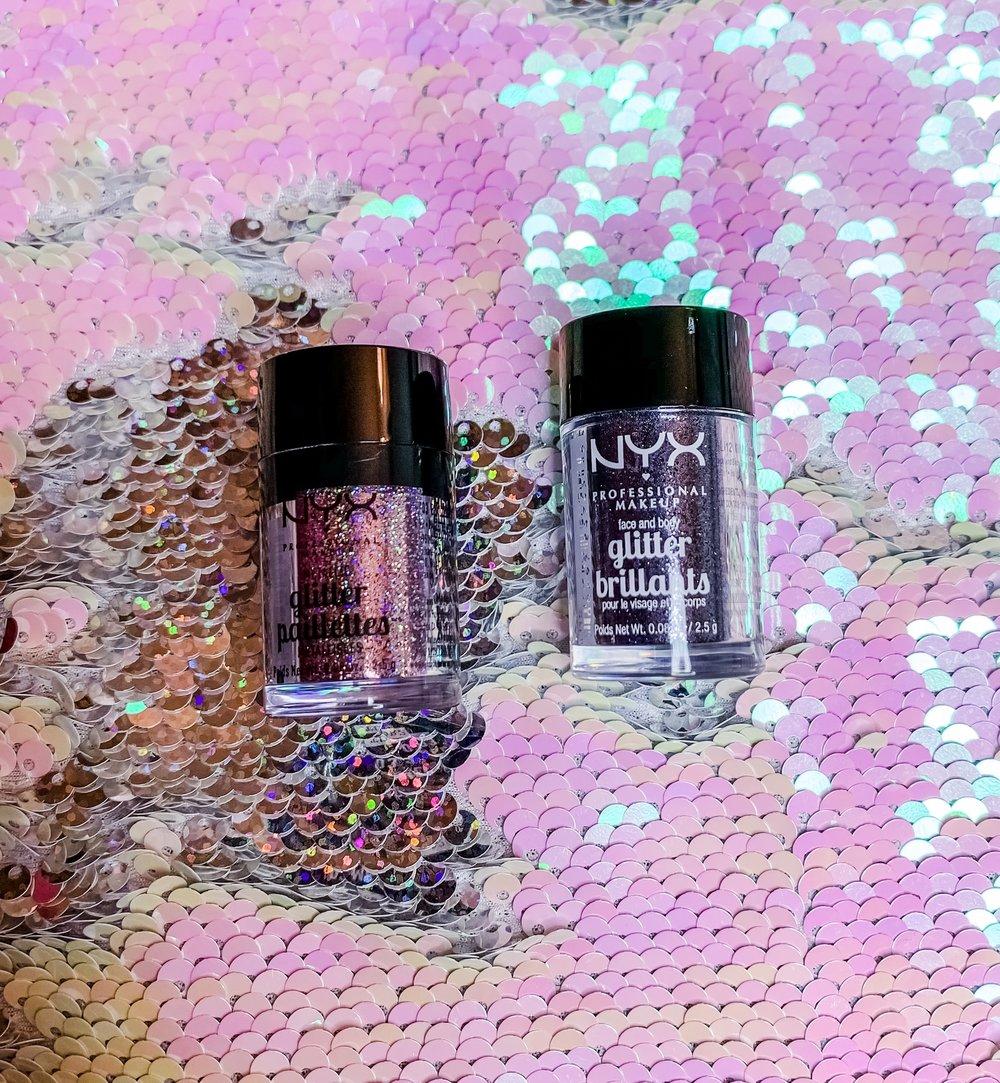 loose glitter - Metallic glitter $6.50 - in beauty beamFace and body glitter $6.50 - in Silver