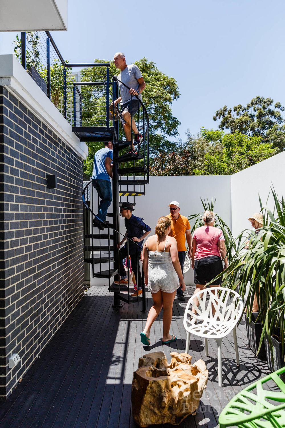 West Leederville House by Studio Atelier - 2016 Event  Image by Sebastian Photography