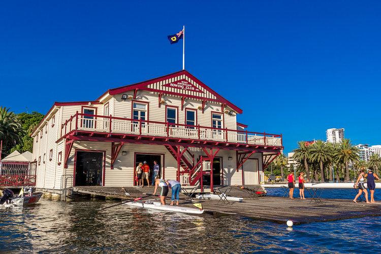 Image courtesy of West Australian Rowing Club