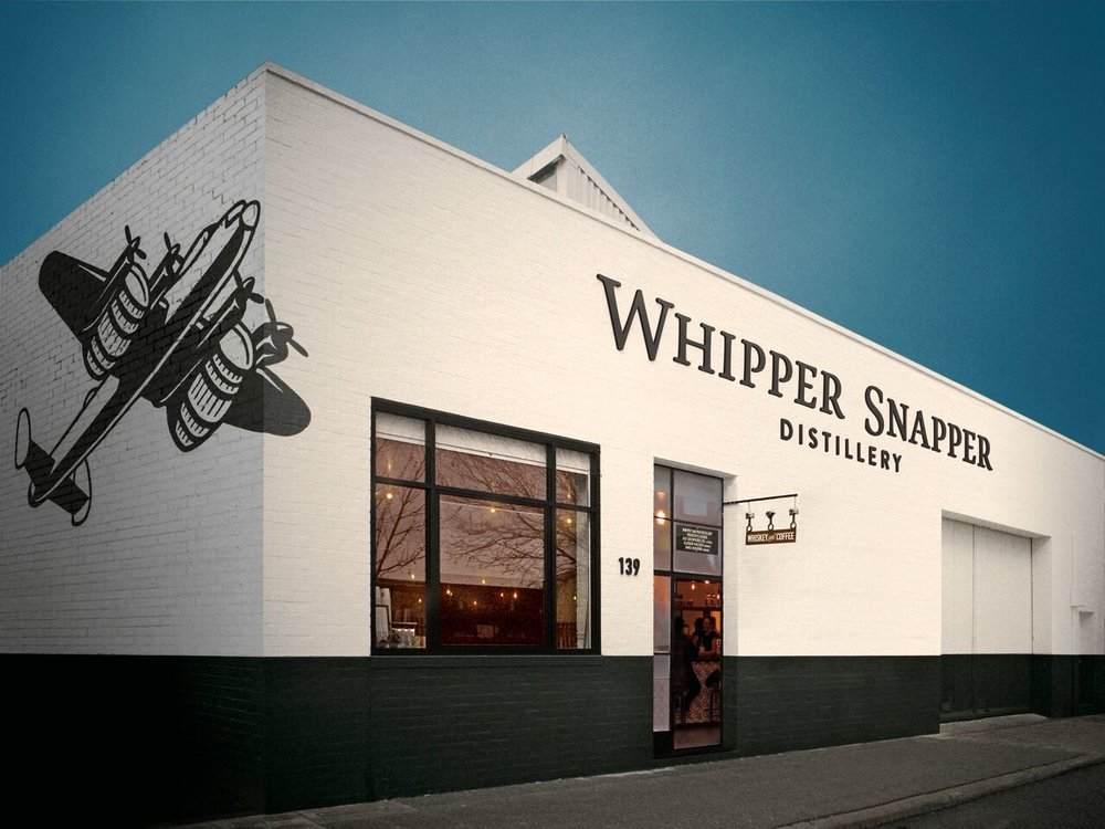 Image courtesy of Whipper Snapper Distillery