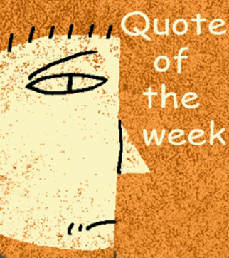 Behavioral Finance Blog Quote of the Week