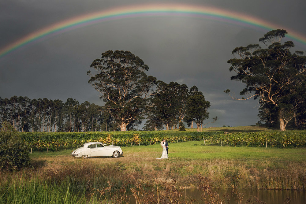 Lake House Winery Wedding