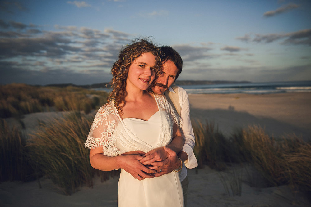 Ocean Beach wedding