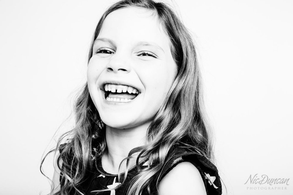 Children's portraits in Denmark and Albany