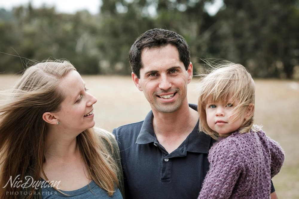 Albany family portrait photography