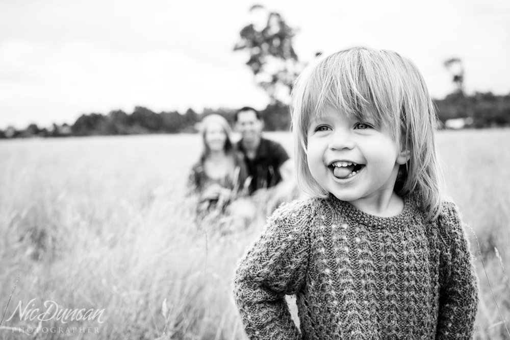 Great Southern family portrait photographer