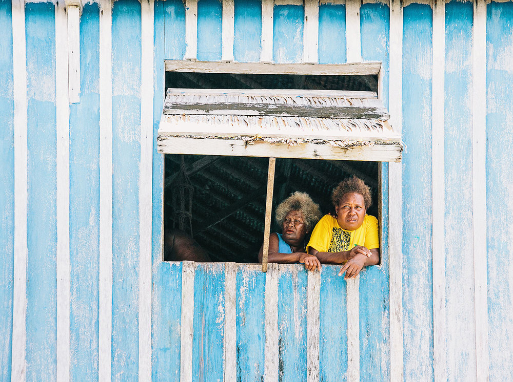 Solomon Islands women