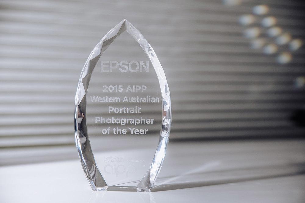 2015 AIPP Western Australian Professional Portrait Photographer of the Year
