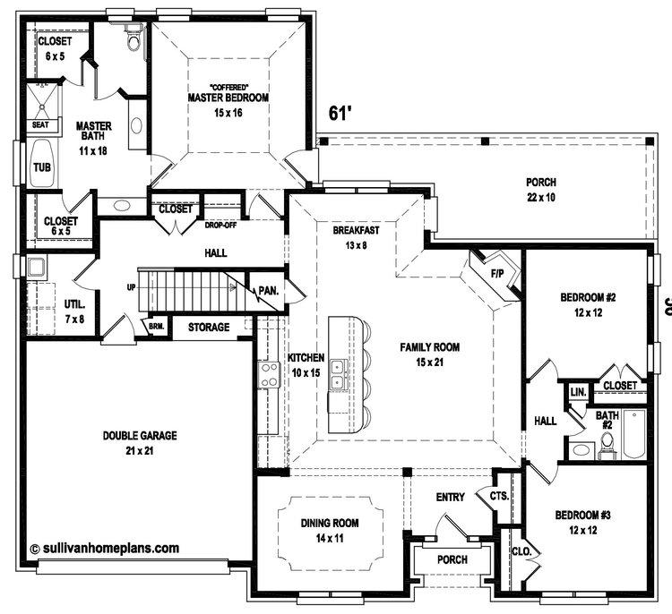 35 Pine Valley Drive Scott Krahl Homes – Scott Lee Homes Floor Plans