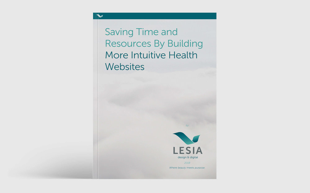 Whitepaper: Saving Time and Resources By Building More Intuitive Health Websites