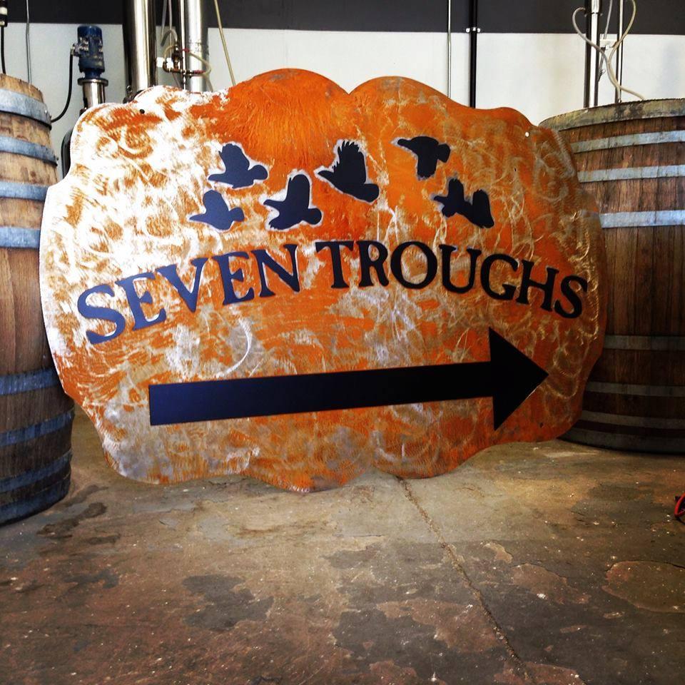 Seven Troughs Distilling Sparks, NV