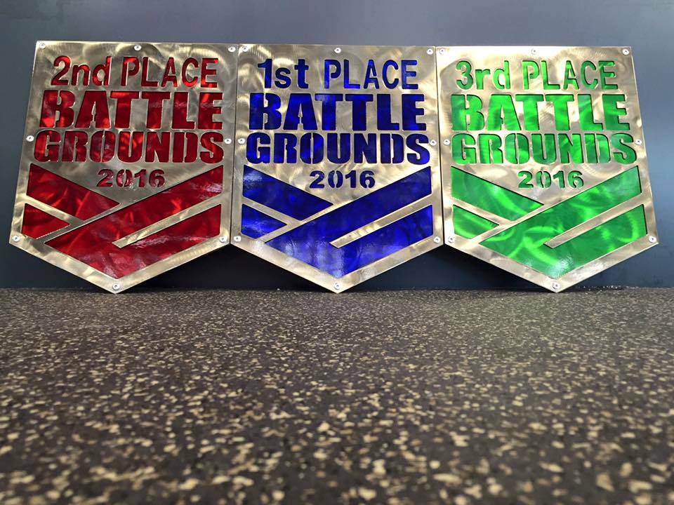 Battle Grounds Annual Awards