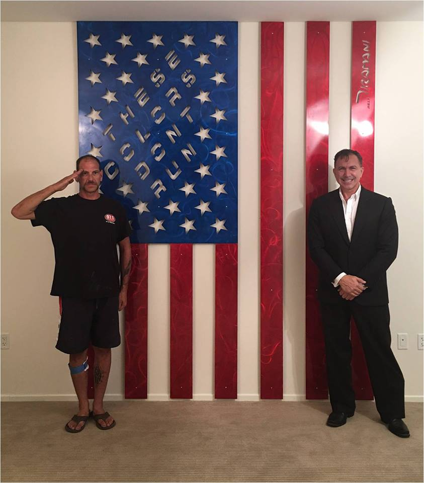 Large Flag